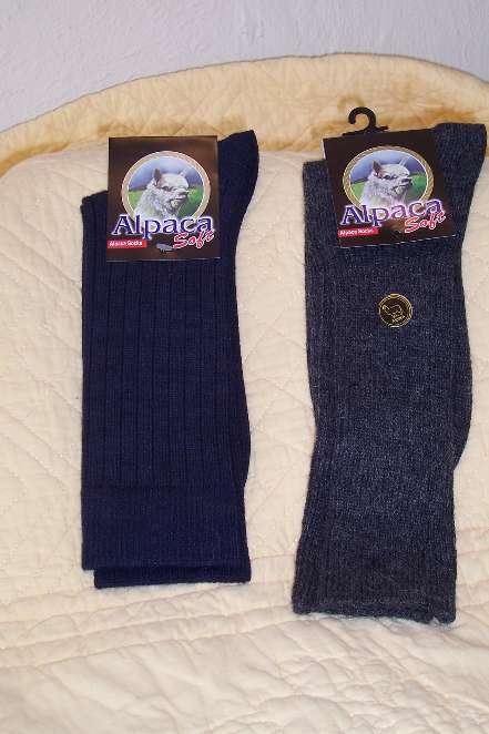 Mens Alpaca Socks