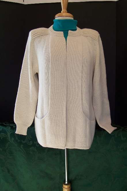 Womens Sweater Jacket